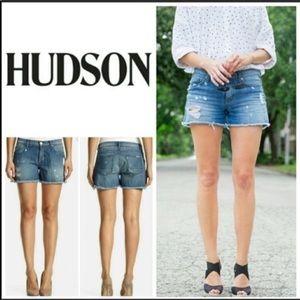 Hudson Libertine Boyfriend Short Blue 25